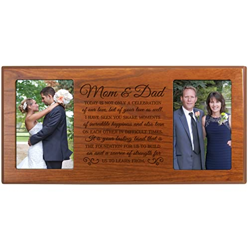Wedding Gifts For Parents Amazon