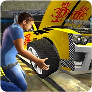 Sports Car Mechanic Simulator