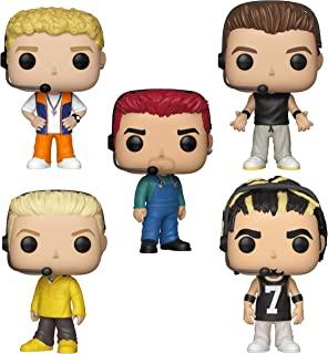 Funko Rocks: Pop! NSYNC Collectors Set - Justin Timberlake, JC Chasez, Joey Fatone, Lance Bass, Chris Kirkpatrick
