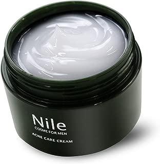 Nile ニキビ ケア フェイスオイルクリーム 医薬部外品 メンズ 60g