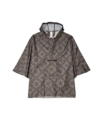 Pendleton Rain Poncho (Nova Cross Grey) Women