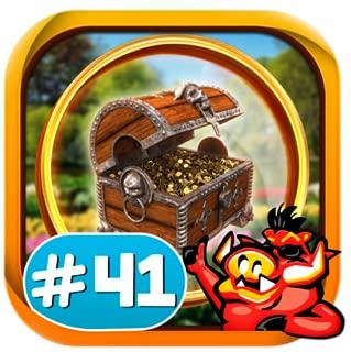 PlayHOG # 41 Hidden Objects Games Free New - Garden Treasure