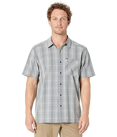 Royal Robbins Spotless Plaid Short Sleeve Men
