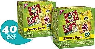 Nabisco Savory Cracker Variety Pack