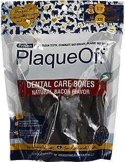 Swedencare ProDen PlaqueOff Natural Bacon Flavour Dog Dental Bones, 482g