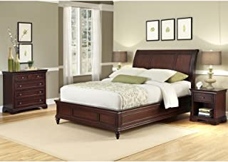 Lafayette Cherry King/California King Sleigh Headboard by Home Styles
