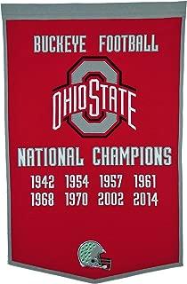 NCAA Ohio State Buckeyes Dynasty Banner