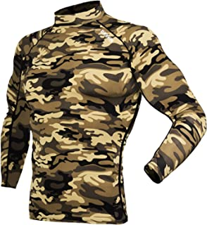 DRSKIN Compression Tight Shirt Baselayer Running Shirt Top Yoga Rash Guard Women