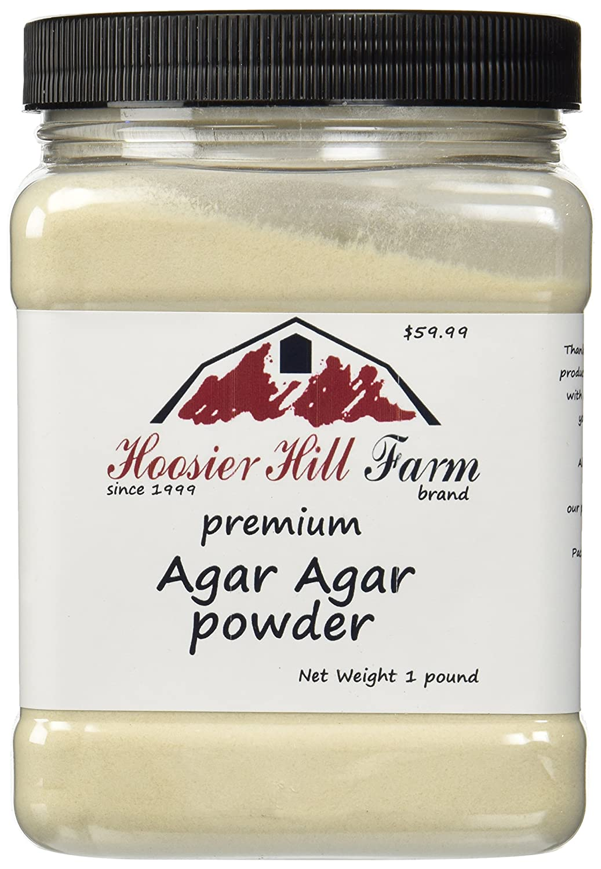 Hoosier Hill Farm Agar 1 70% OFF Outlet powder lb. Popular overseas