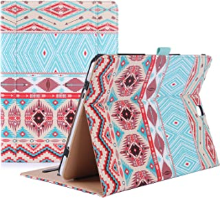 ProCase Galaxy Tab S2 9.7 Case, Stand Folio Cover Case for Galaxy Tab S2 Tablet (9.7 Inch, SM-T810 T815 T813) - Aztec1