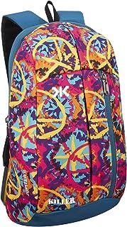 KILLER Jupiter Flower Small Outdoor Mini Backpack- 12L Daypack ( Multicolour)