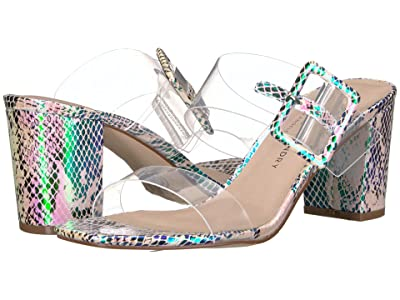 Chinese Laundry Yippy (Opal Multi Snake/Vinyl) High Heels
