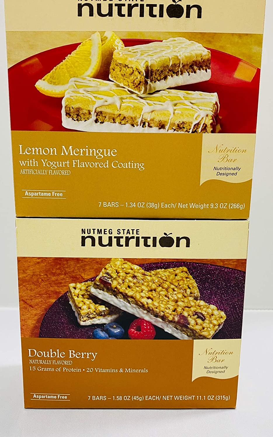Nutmeg State Nutrition High wholesale Protein Lovers Bar Bundle A surprise price is realized Fruit Diet