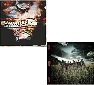 Vol. 3 (The Subliminal Verses) - All Hope Is Gone - Slipknot 2 CD Album Bundling