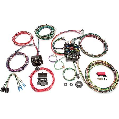 Amazon.com: Painless 10150 Harness 21 Circuit: Automotive | 1980 Cj7 Wiring Harness |  | Amazon.com