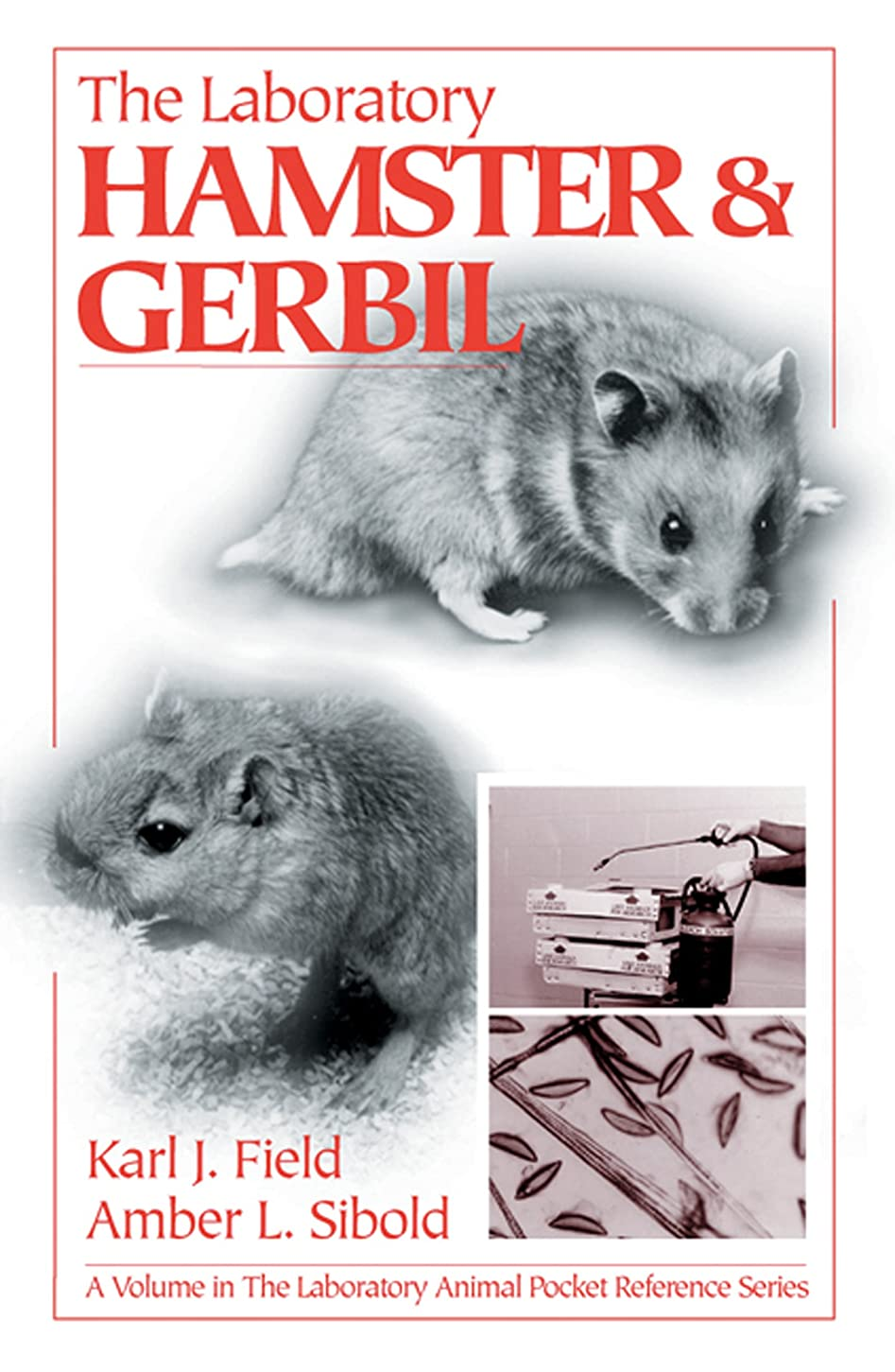 チェスをするパイプラインの配列The Laboratory  Hamster and Gerbil (Laboratory Animal Pocket Reference) (English Edition)