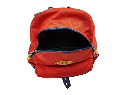 Mochila conquistador North rojo Nova Bossa azul The Face Berkeley 6Rwrq6