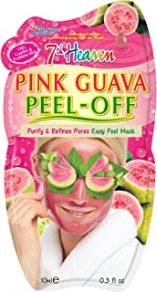 Montagne Jeunesse 7th Heaven Pink Guava Peel-Off Face Mask