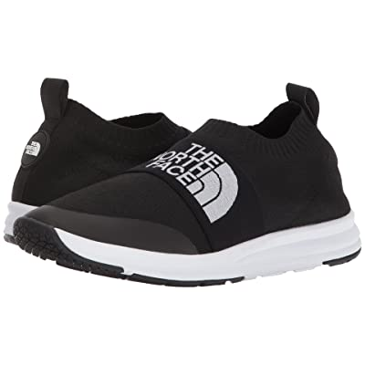 The North Face Traction Knit Moc (TNF Black/TNF Black) Women