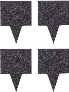 لافتات قلم جبنة من VersaChalk، مجموعة مستطيلة من 4 قطع