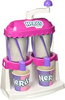 AMAV Toys- Nerds Multi Colored Slush Machine. Make Your Favorite Flavored Slushies at Home -Perfect Idea for Holidays & Birthdays Activity for Kids Aged 5+