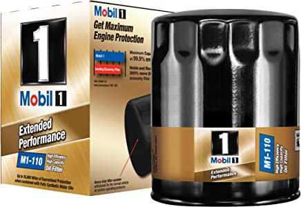Mobil 1 M1-110 1 Pack Oil Filter Mobil 1Extended Performance