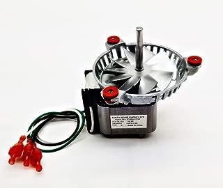 Best pellet stove combustion blower motor Reviews