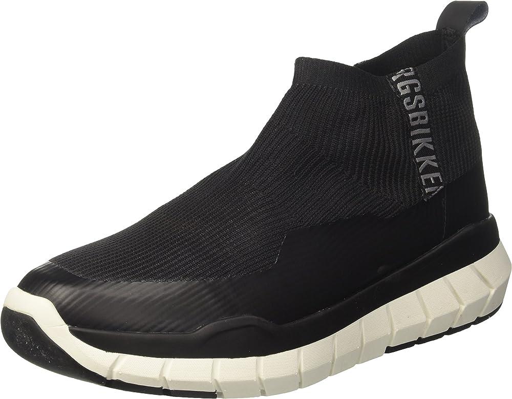 Bikkembergs fighter sneaker infilare uomo BKE108998