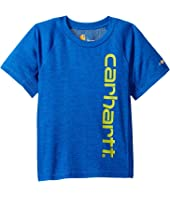 Carhartt Kids Force Pieced Raglan Tee (Big Kids)