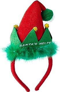 Santa's Helper Headband Party Accessory (1 count) (1/Pkg)