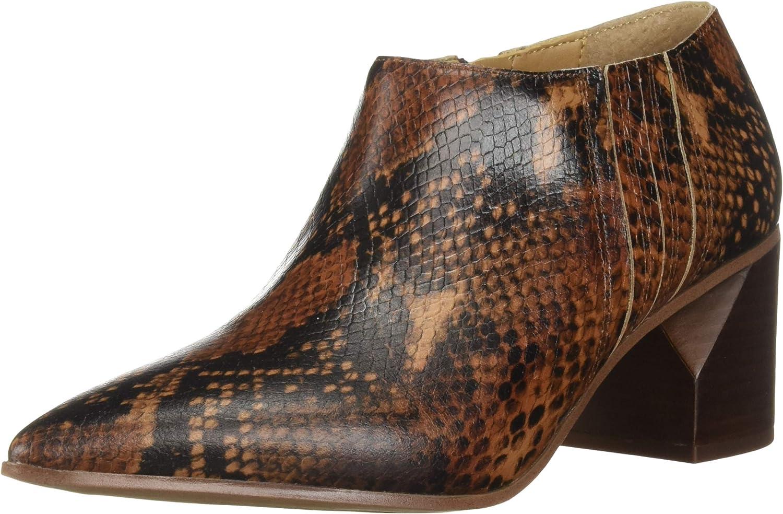 Franco Sarto Womens Takoma Ankle Boot