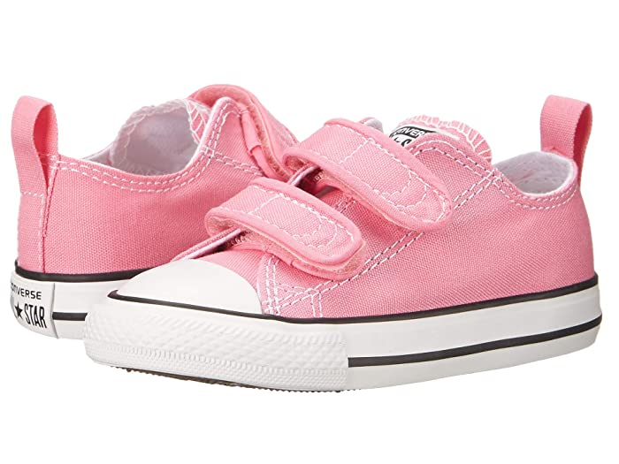 Converse Embroidered Infant Chuck Ox Velcro Trainers