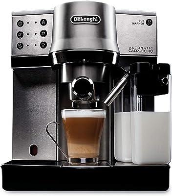 DeLonghi EC860 De'Longhi Espresso Maker, Stainless Steel
