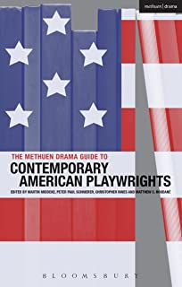 The Methuen Drama Guide to Contemporary American Playwrights (Guides to Contemporary Drama)