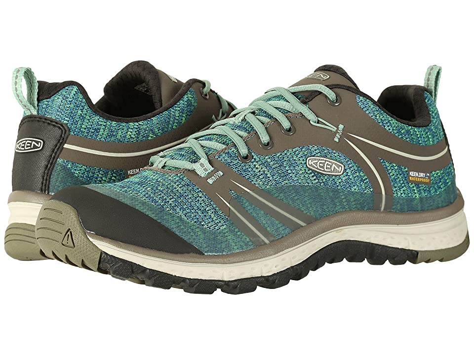 Keen Terradora Waterproof (Bungee Cord/Malachite) Women