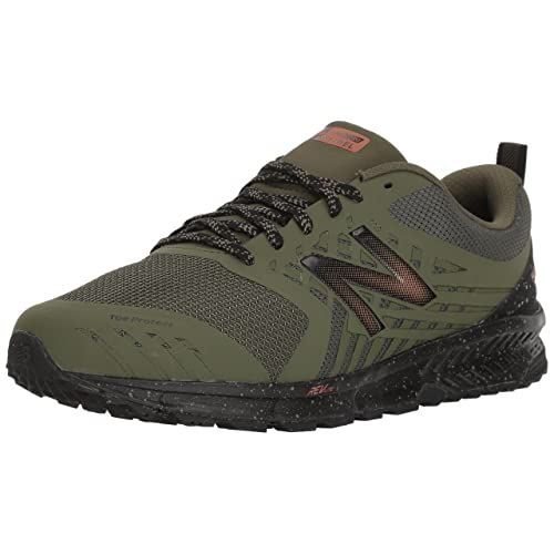 ece0457a2b9f3 New Balance Men's Nitrel V1 FuelCore Trail Running Shoe