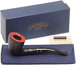 Savinelli Roma 920 KS Black Stem Tobacco Pipe