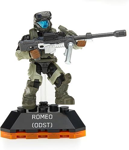 Mega Bloks Halo Heroes Series 2 Romeo (ODST) Figure  2
