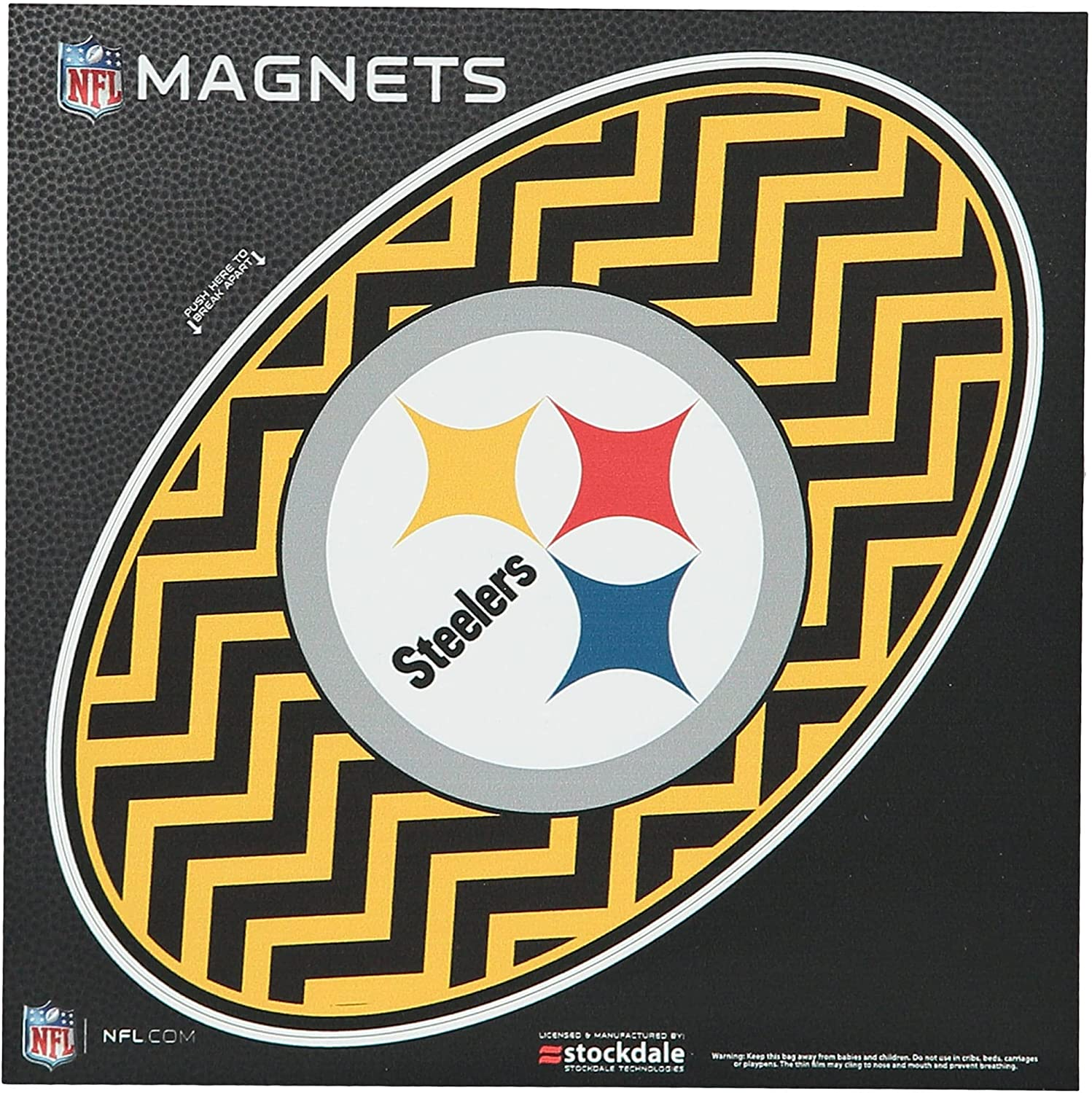 Stockdale Pittsburgh Steelers High quality new Chevron 6