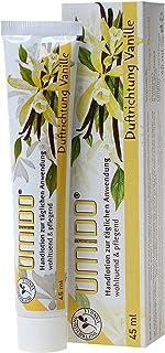 1x UMIDO Hand-Lotion 45 ml Vanille-Extrakt | Handcreme | Creme | Pflegecreme | Lotion | Hautpflege