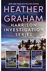 Harrison Investigation Series Volume 1/Haunted/Ghost Walk/The Vis Kindle Edition