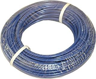 ATP IMBIBE NSF 61 Polyethylene Plastic Tubing, Blue, 11/64