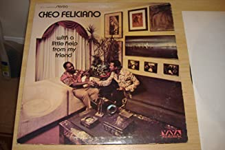 With A Little Help From My Friend LP with Ray Barretto