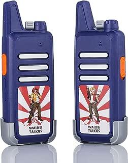 MEKBOK Walkie Talkies for Kids FRS Range Sound Kid Friendly Easy to Use for Indoor Outdoor Adventures