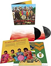 The Beatles' 50th Anniversary of Sgt Pepper's Lonely Hearts Club Band (2LP Vinyl-set) - European Edition