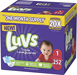 luvs wipes 72 count