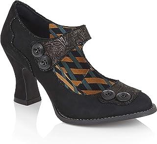 Ruby Shoo Penny - Scarpe da lavoro con tacco medio, stile Penny, comfort e comfort
