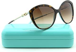 ef32355093 Tiffany   Co. TF 4144-B-F Women Sunglasses Brown Gradient Asian Fit 81343B