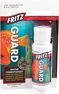 Fritz Aquatics AFA80254 Fritzguard Water Conditioner for Aquarium, 2-Ounce