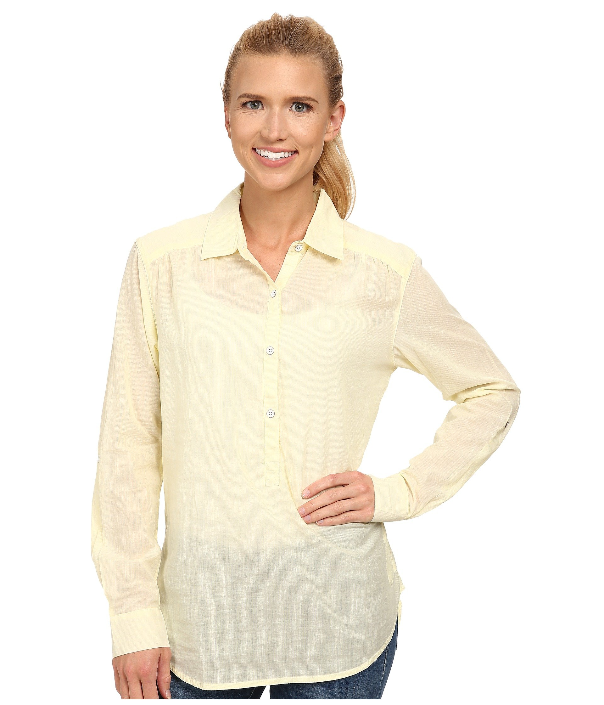 Blusa para Mujer Columbia Lighten the Mood™ Tunic  + Columbia en VeoyCompro.net